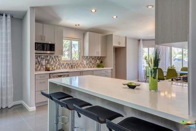 Palm Springs Single Family Home For Sale: 2000 North Magnolia Road