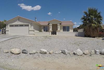 Desert Hot Springs Single Family Home For Sale: 13488 Hermano Way