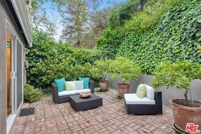 Single Family Home For Sale: 1793 North Beverly Glen