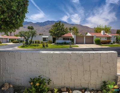 Palm Springs Condo/Townhouse For Sale: 548 North Sunshine Circle