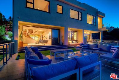 Single Family Home For Sale: 1018 Stradella Road