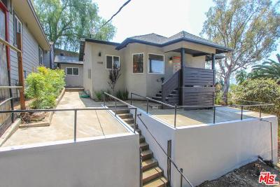 Los Angeles Single Family Home For Sale: 1548 Lemoyne Street