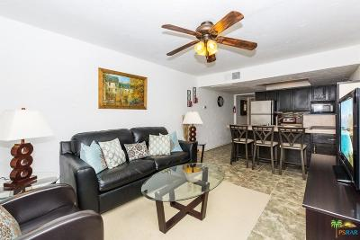 Desert Hot Springs Condo/Townhouse For Sale: 64281 Spyglass Avenue #38