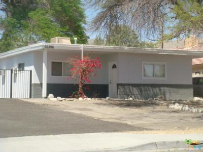 Desert Hot Springs Single Family Home For Sale: 66396 Desert View Avenue