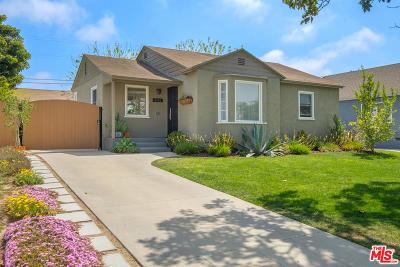 Single Family Home Sold: 6380 West 80th Place