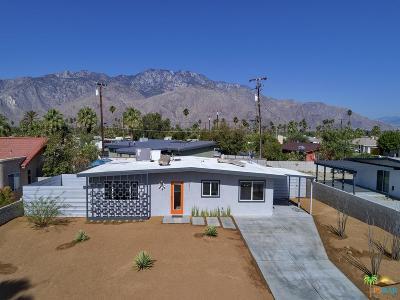 Palm Springs Single Family Home For Sale: 871 South Calle Santa Cruz