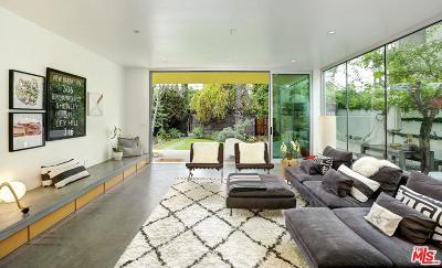 Single Family Home For Sale: 601 North Alta Vista