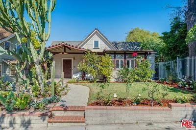 Single Family Home For Sale: 817 Coronado Terrace