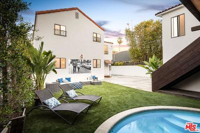 Los Angeles Single Family Home For Sale: 533 North Arden Boulevard