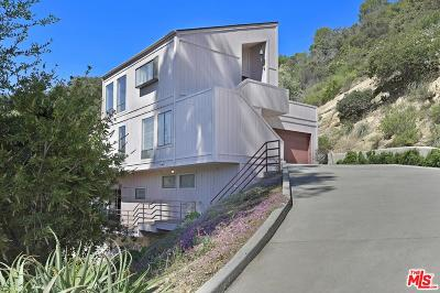 Topanga Single Family Home For Sale: 21144 Hillside Drive