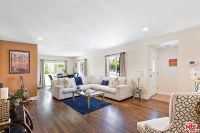 Single Family Home For Sale: Don Arellanes Drive