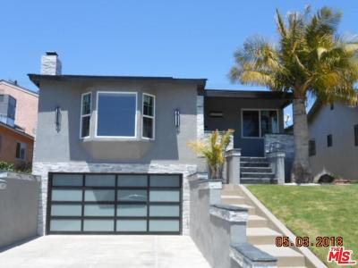 Single Family Home For Sale: 3931 West 58th Place