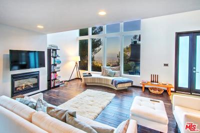 Sunset Strip - Hollywood Hills West (C03) Single Family Home For Sale: 9324 Warbler Way