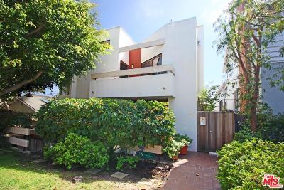 Santa Monica Condo/Townhouse For Sale: 1034 18th Street #2
