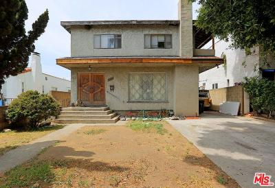 Culver City Single Family Home For Sale: 4125 Mildred Avenue