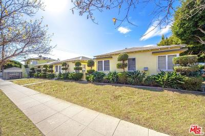 Los Angeles County Residential Income For Sale: 2224 Oak Street