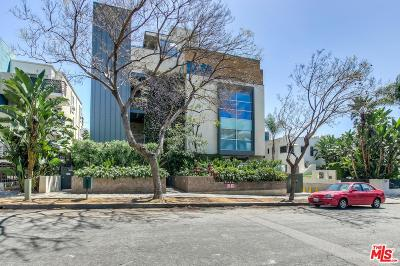 West Hollywood Condo/Townhouse For Sale: 1250 North Harper Avenue #304