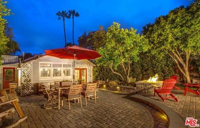Santa Monica Single Family Home For Sale: 2629 6th Street