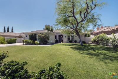 Rancho Mirage CA Single Family Home For Sale: $735,000