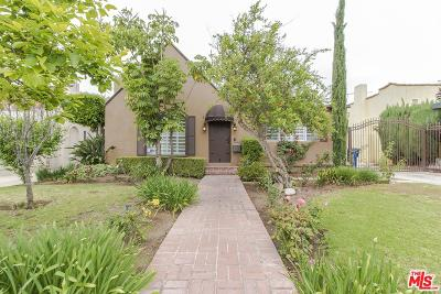 Los Angeles County Single Family Home For Sale: 925 Keniston Avenue