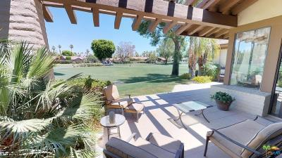 Palm Desert Condo/Townhouse For Sale: 190 Wagon Wheel Road