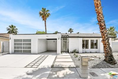 Palm Springs CA Single Family Home For Sale: $519,000