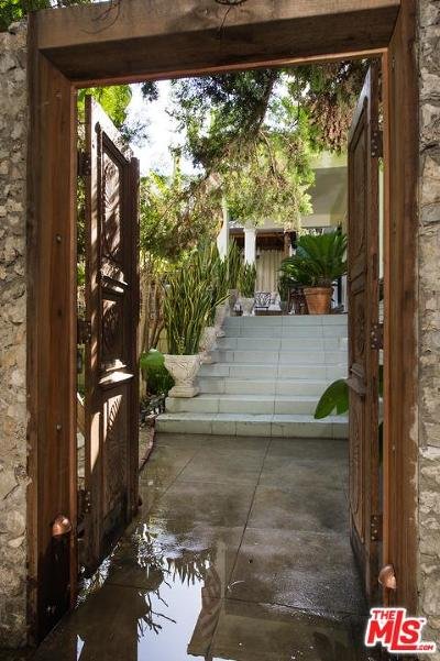 West Hollywood Rental For Rent: 1401 North Harper Avenue