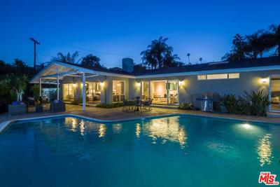 Los Angeles County Single Family Home For Sale: 780 Teakwood Road
