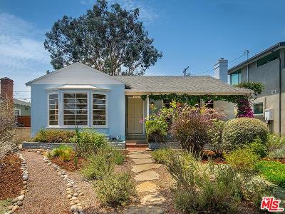 Culver City Single Family Home For Sale: 10957 Pickford Way