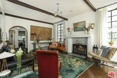 Los Angeles County Single Family Home For Sale: 2048 Stanley Hills Place