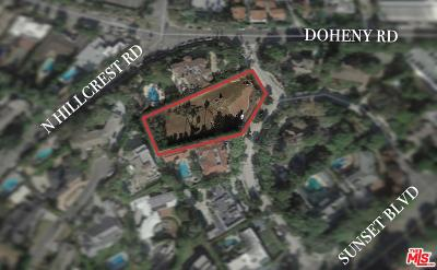 Beverly Hills Residential Lots & Land For Sale: 811 North Alta Drive