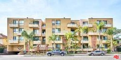 Condo/Townhouse For Sale: 871 Crenshaw #101