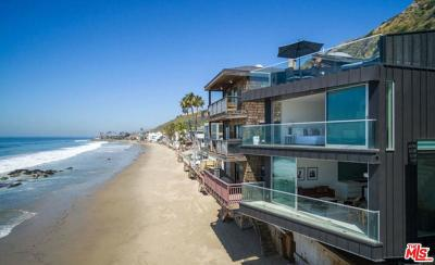 Malibu Single Family Home For Sale: 20838 Pacific Coast Highway