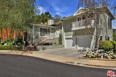 Single Family Home For Sale: 3439 Shernoll Place