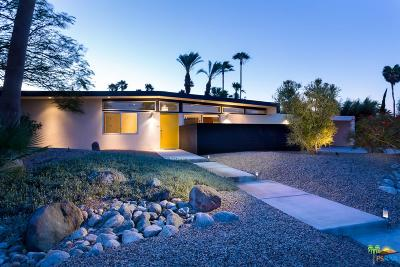 Palm Springs Single Family Home For Sale: 1555 Via Roberto Miguel