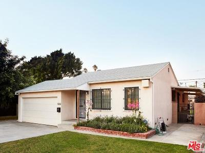 Los Angeles Single Family Home For Sale: 5551 Boden Street