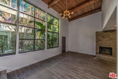 West Hollywood Rental For Rent: 1009 North San Vicente