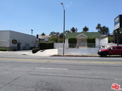 Los Angeles County Single Family Home For Sale: 937 Crenshaw
