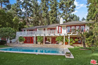 Beverly Hills Single Family Home For Sale: 1235 Lago Vista Drive