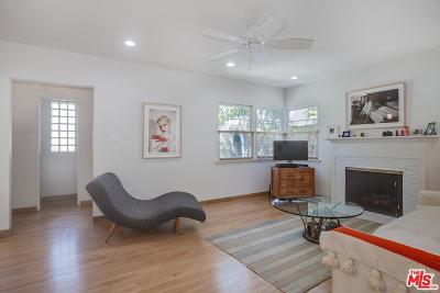 Venice Single Family Home For Sale: 738 Palms