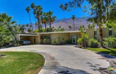 Palm Springs CA Single Family Home For Sale: $949,000