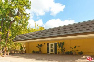 Sunset Strip - Hollywood Hills West (C03) Single Family Home For Sale: 9350 Sierra Mar Drive