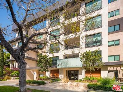 Beverly Hills Rental For Rent: 432 North Oakhurst Drive #307