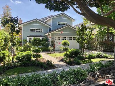 Santa Monica Single Family Home For Sale: 2345 21st Street
