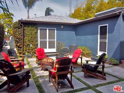 Venice Single Family Home For Sale: 1070 Marco Place