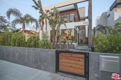 Venice Single Family Home For Sale: 1060 Palms