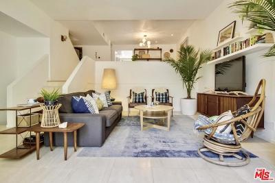Marina Del Rey Condo/Townhouse For Sale: 4609 Alla Road #3