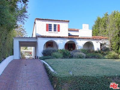 Los Angeles County Single Family Home For Sale: 10633 Le Conte Avenue