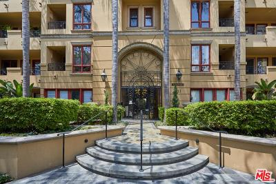 Beverly Hills Condo/Townhouse For Sale: 411 North Oakhurst Drive #408