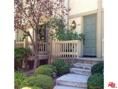 Toluca Lake Condo/Townhouse For Sale: 11260 Camarillo Street